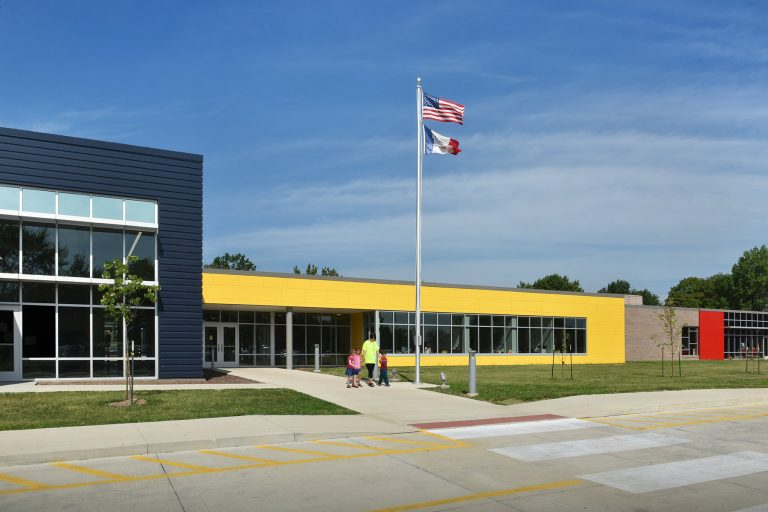 Pickwick Early Childhood Main Entrance