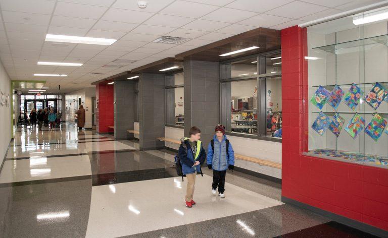 Front Entrance Corridor