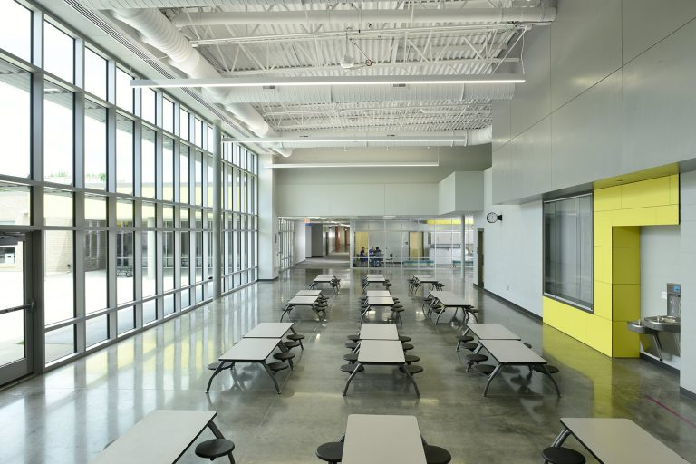 Preschool cafeteria