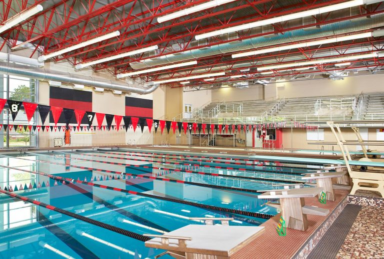 Pool lanes overall