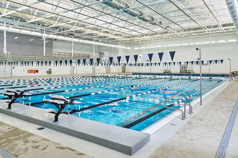 Pool interior overall