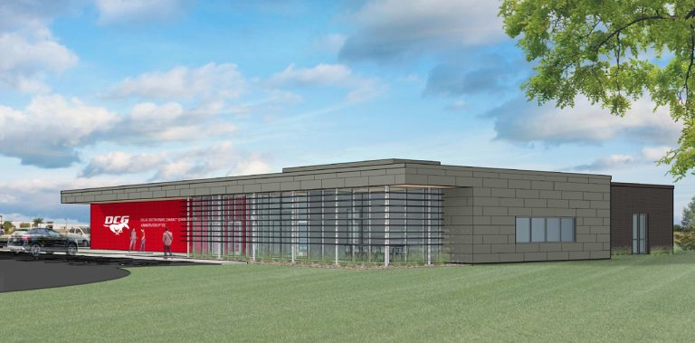 Render of overall exterior